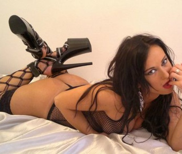 Check Up This Fascinating Picture Where Petite Camgirl Nele In Black Stockings Posing On Cam