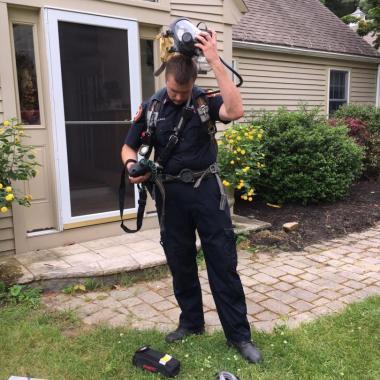Topsfield FD Responds to Carbon Monoxide Incident
