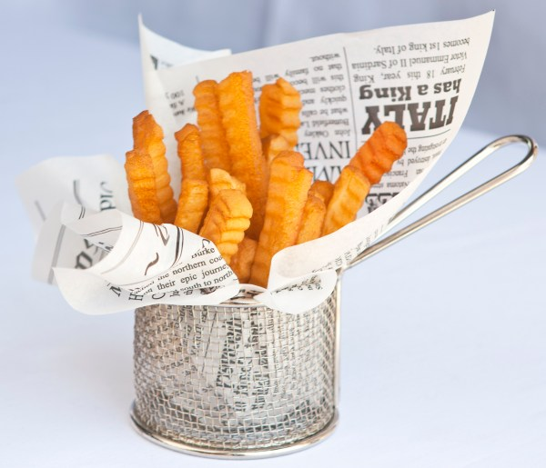 TopStyle Newspaper Waxed Food Paper Pk 500