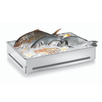 Food Cooler Stainless Steel