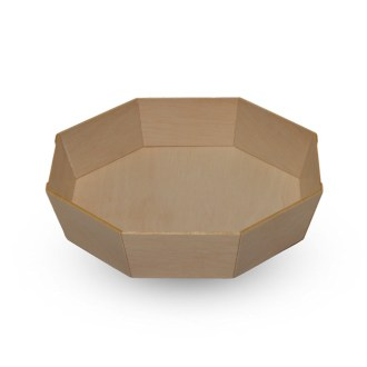 Disposable Bento Box Container - Octagonal Shape