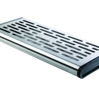 Stainless Steel Catch Tray for 5 Food Dispensers