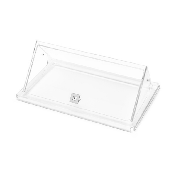 Clear Plexi Lid for Chiller Tray