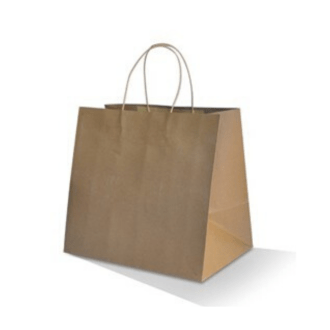 Brown Paper Bag Takeaway Small