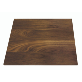 Square surface Natural Walnut