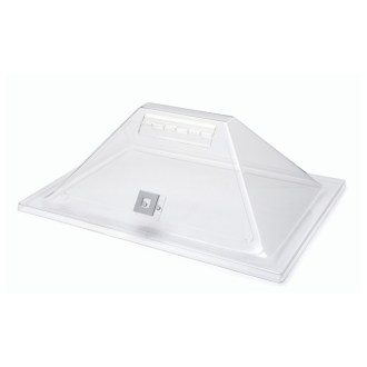 Rosseto Large Pyramid Cover With Flip Door