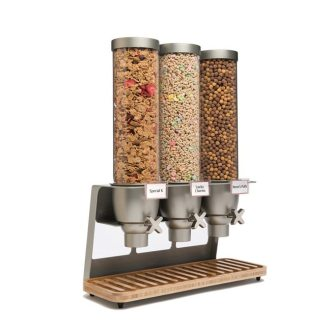 Rosseto Triple EZ-SERV® Food Dispenser