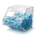 Clear Scoop Bin For Candy Buffet With Scoop