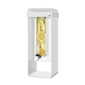 Rosseto White Acrylic Infusion Dispenser