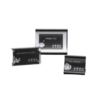 Mini blackboards and Display Signs