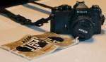 My Nikon FE