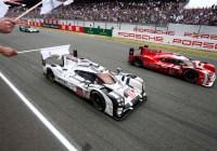 Eindrucksvoller Doppelsieg für Porsche in Le Mans © Porsche AG