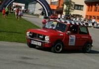 Sieger wurden Radinger/Wagner auf Mini 1275 GT
