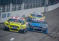 Florian Renauer © NASCAR Europe Whelen Series