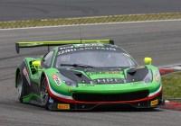 Norbert Siedler im Ferrari 488 © Vision Sports Group
