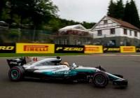 Lewis Hamilton gewinnt in Spa - Francorchamps © Daimler AG