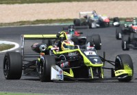 Lukas Dunner in der Euroformula Open Formel 3 © 1stmile
