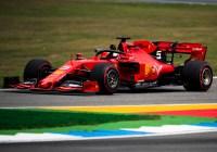 Sebastian Vettel begeisterte seine Fans © Ferrari Media