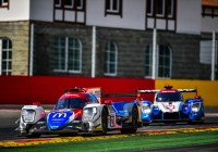 PANIS BARTHEZ COMPETITION - ORECA 07 GIBSON LMP2 RENE BINDER- WILLIAM STEVENS- JULIEN CANAL © ENIK