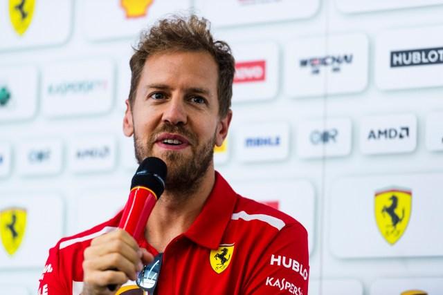 Vettel German Gp Hockenheim