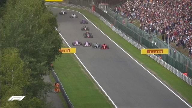 Sorpasso Vettel