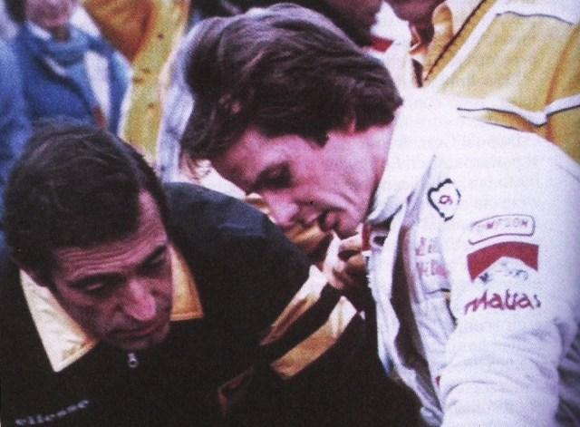 Scaramelli e Villeneuve
