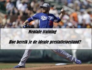 mentale training ideale prestatietoestand topsport brein