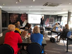 Workshop mindset Patrick Frimpong
