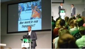 Presentatie mentale training topsport Patrick Frimpong
