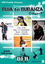 ETB FAMILY PRESENTS BUJA TO BUBANZA CONCERT