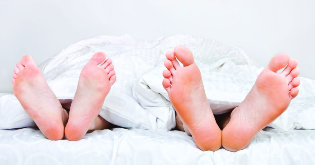 Wat je seksleven zegt over je werkprestaties