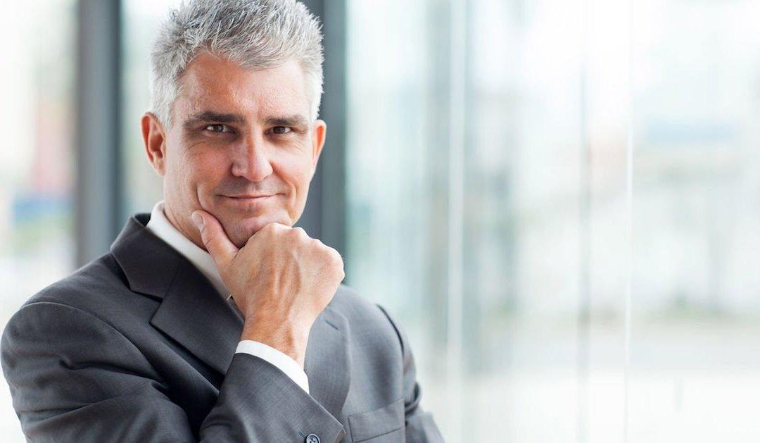 Word je sneller grijs door stress?