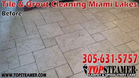 Tile Cleaning Miami Lakes
