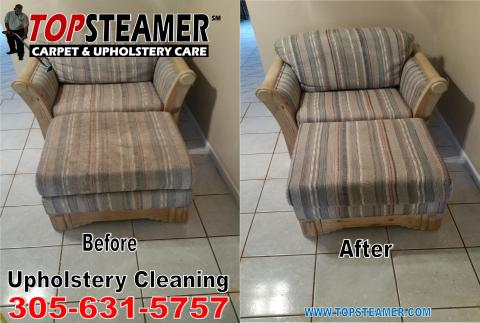 Chair Cleaning in Miami