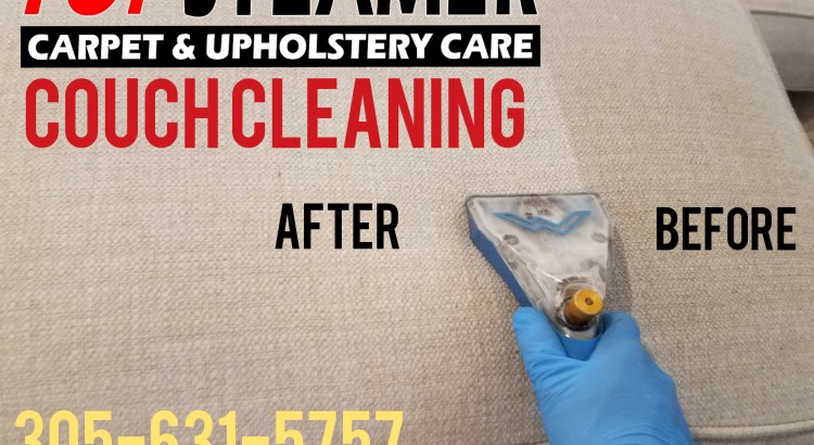 Miami Sofa Cleaning