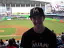 Me at Marlins Park 2012