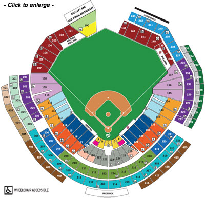 Nats park seating chartg also  complete visitor   guide to nationals the top step rh topsteptalk