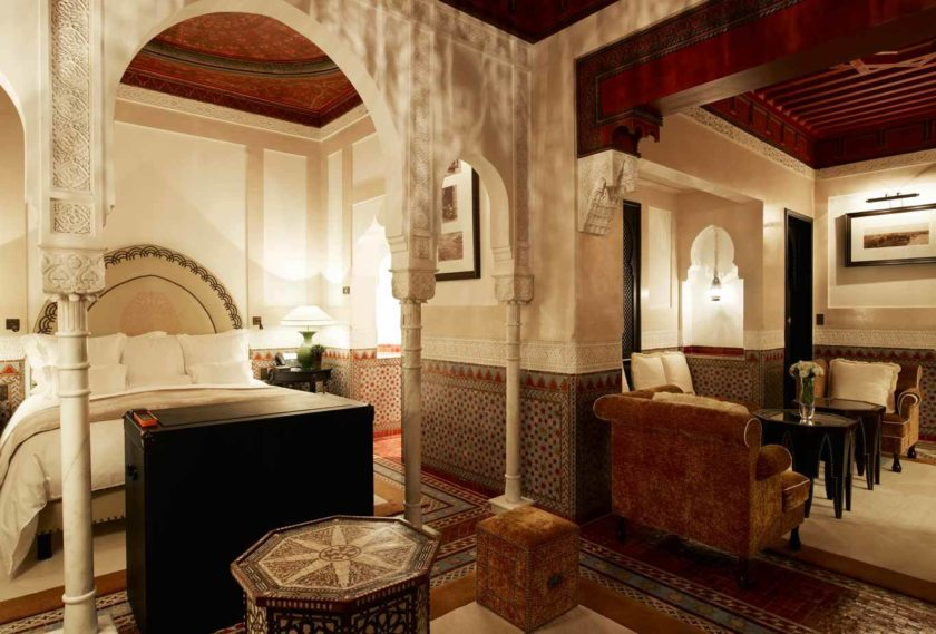 фотосессия в арабском замке талант
