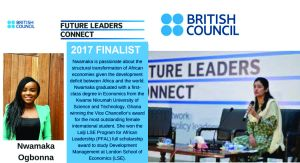 BRITISH COUNCIL SPONSORSHIP OPPORTUNITY TO THE UK  (2018 FUTURE LEADERS CONNECT)