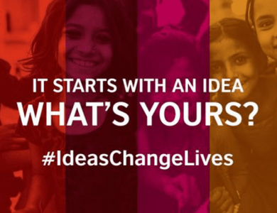 ONE YOUNG WORLD JUST IMAGINE IF… WORLDWIDE COMPETITION 2020 FOR YOUNG INNOVATORS ( ACCESS FUNDING WORTH £75,000 )