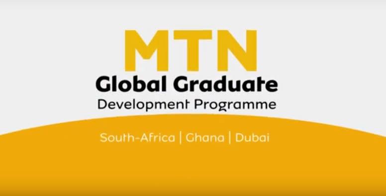 MTN 2020 Global graduate development program