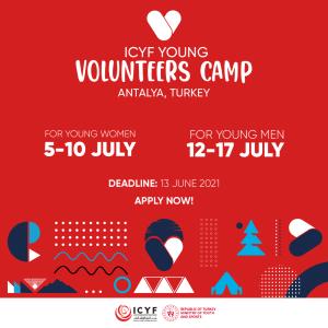 ICYF International Volunteer Camp in Turkey 2021   Fully Funded