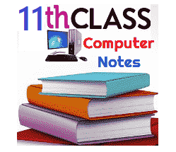 11 class computer science notes