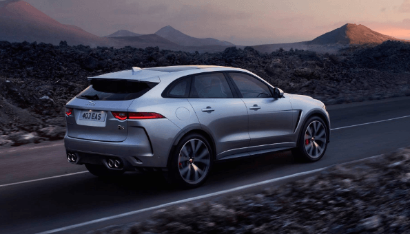 2021 Jaguar F Pace Price, Redesign And Release Date
