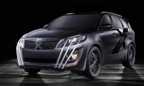 2021 Kia Sorento X Men Price, Engine and Release Date