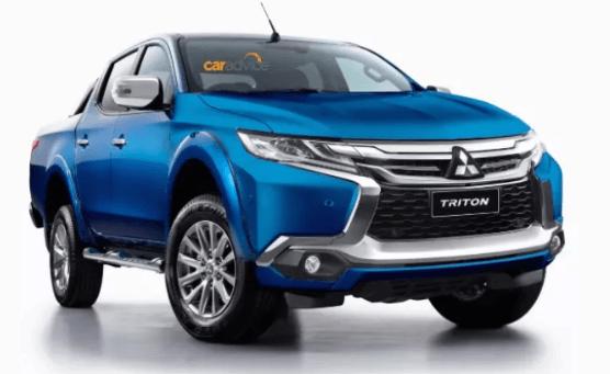 2021 Mitsubishi L200 Redesign, Price and Release Date