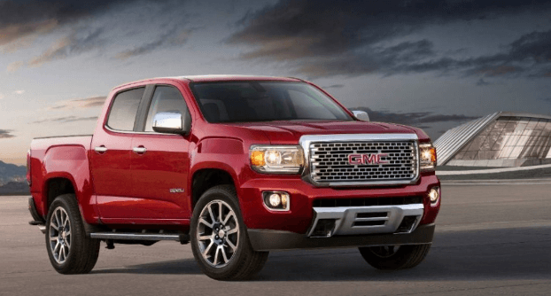 2021 GMC Canyon Changes, Interiors And Release Date