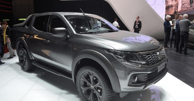 2021 Fiat Fullback Changes, Specs and Release Date