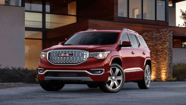 2021 GMC ACADIA FIRST LOOK Changes, Price And Release Date