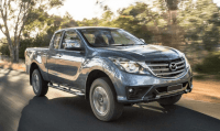 2020 Mazda BT-50 Specs, Engine and Release Date